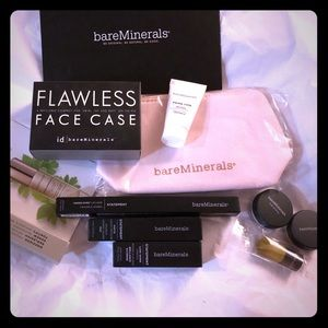 {bareMinerals} 10 piece make-up bundle lot